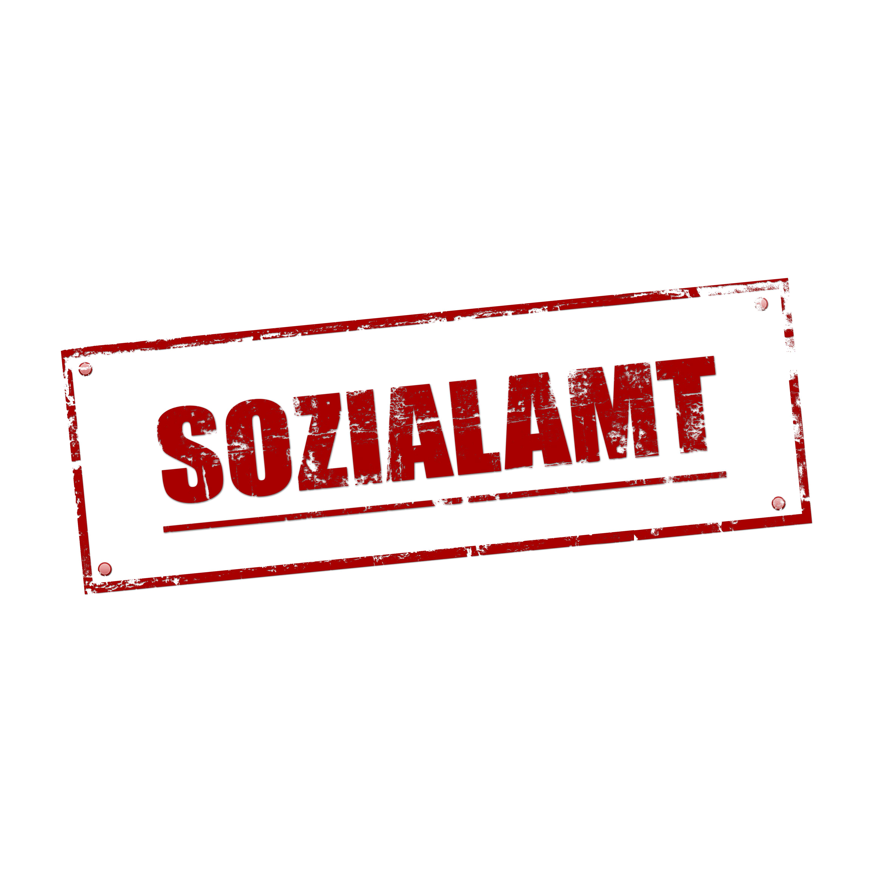 Stempel - Sozialamt
